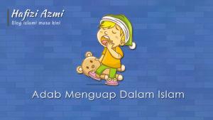 Adab menguap dalam islam