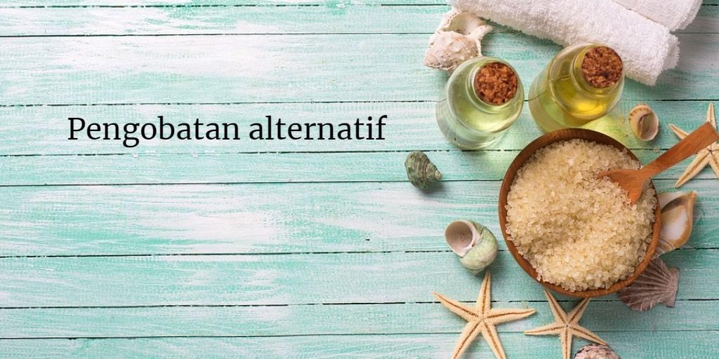 Pengobatan alternatif