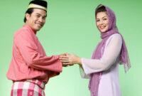 Suami istri bersentuhan