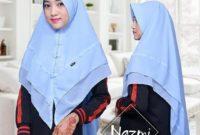 Hijab terbaru model layer